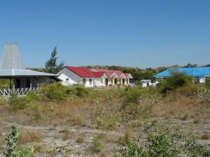 Het ziekenhuis van Tana Mbanas